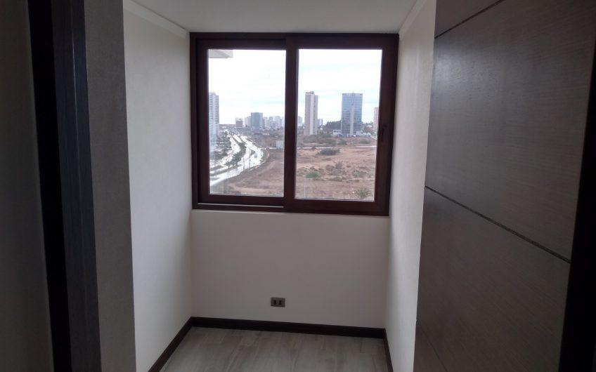 departamento en condominio Edmundo Eluchans Plaza